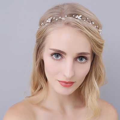 Beautiful Rhinestone/Alloy Headbands