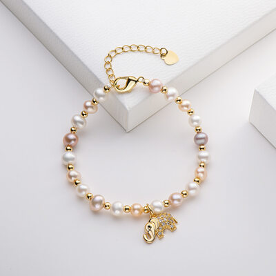 Ladies' Unique Pearl Bracelets