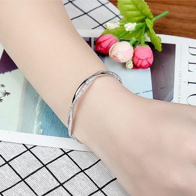 Delikat kjede Brudepike armbånd - Valentines Gaver Til Henne