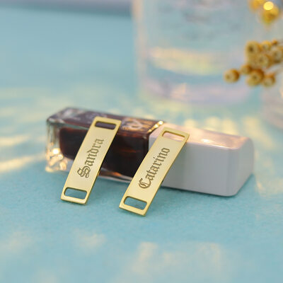 Groomsmen Gifts - Personalized Copper Personalized Shoe Buckle
