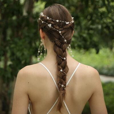 Ladies Beautiful Crystal/Rhinestone Headbands (Set of 3)