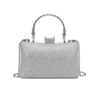 Gorgeous/Fashionable/Shining/Bright Crystal/ Rhinestone/Metal Evening Bags