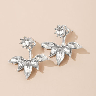 Ladies' Lovely Alloy Earrings For Bridesmaid/For Friends