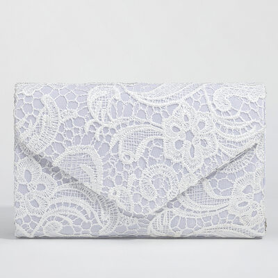 Elegant Lace Clutches