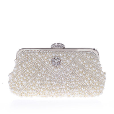 Girly Beading Clutches/Bridal Purse/Evening Bags