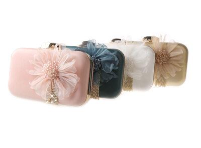 Flower Elegant Evening Bags