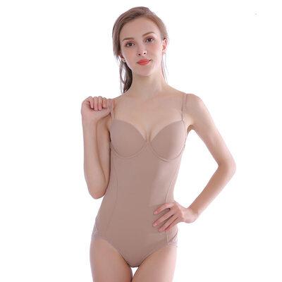 Feminine/Sexy Girly Chinlon/Nylon Underwire Shapewear