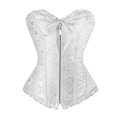 Sexy Polyester Korsetter Formet Bekledning